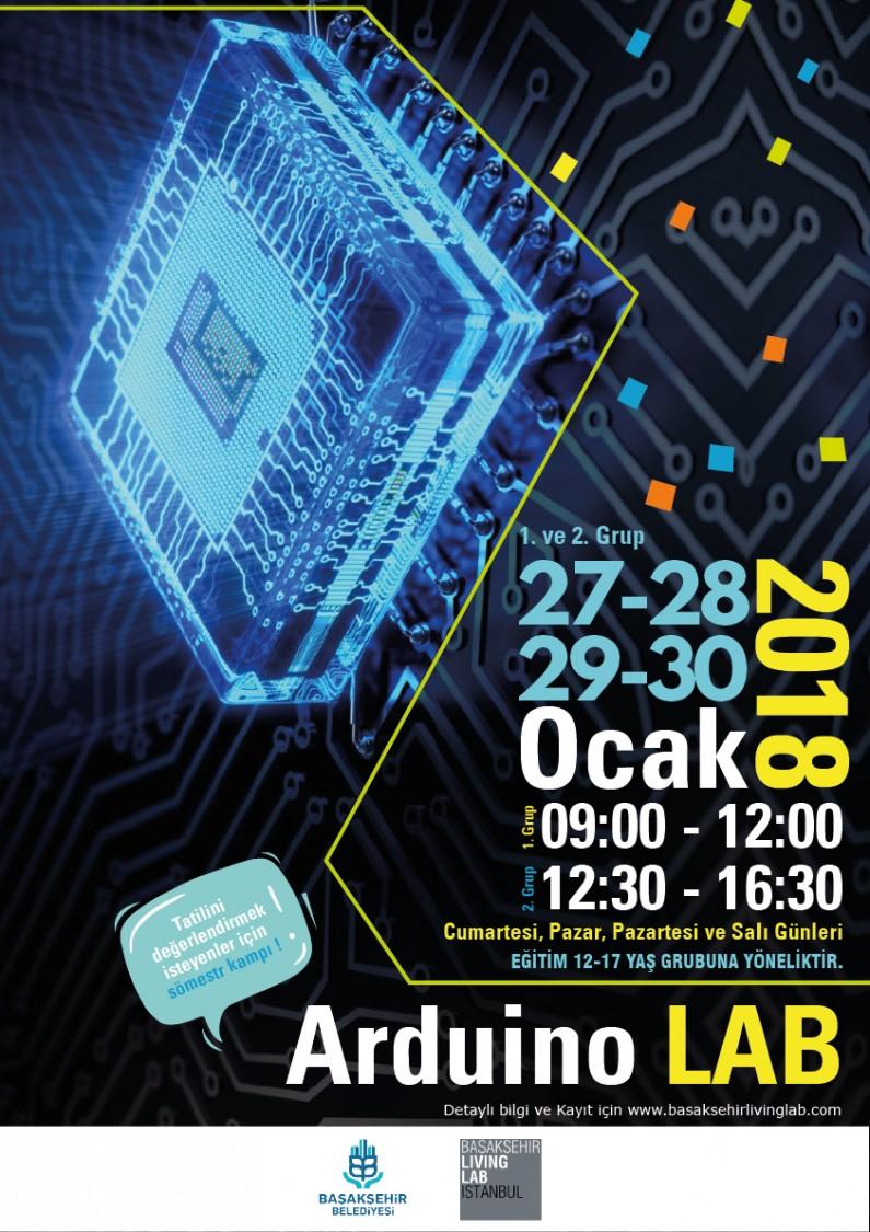 Arduino Lab Eğitimi