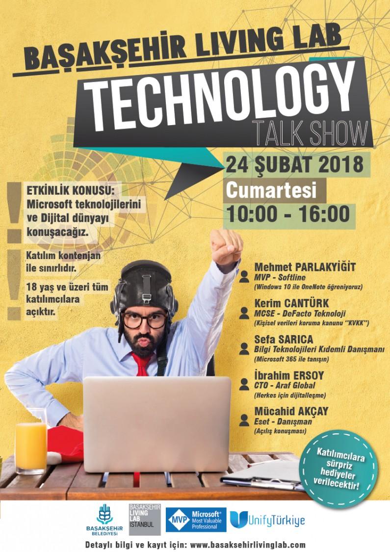 Technology Talk Show