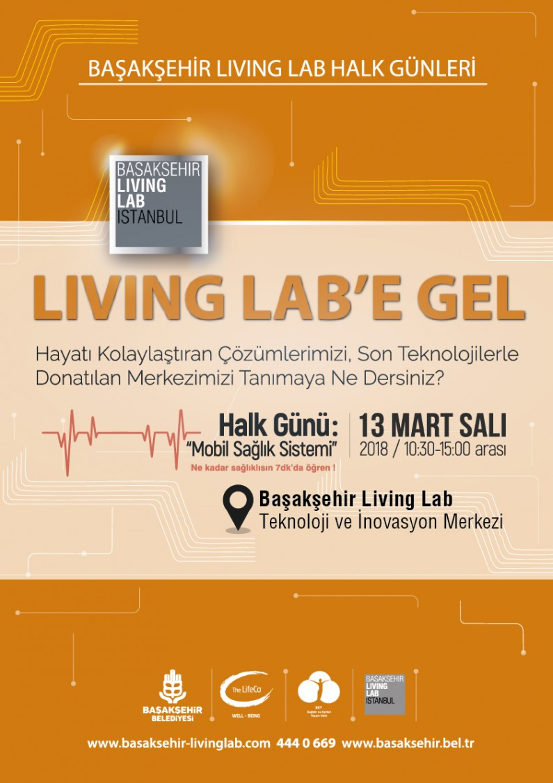 Başakşehir Living Lab Halk Günleri