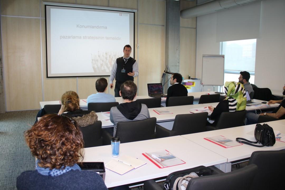 Ürün Konumlandırma ve Fiyatlama Stratejileri Eğitimi Yapıldı