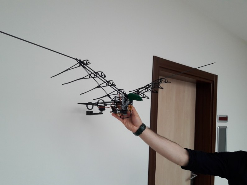 New Generation Drones On The Road
