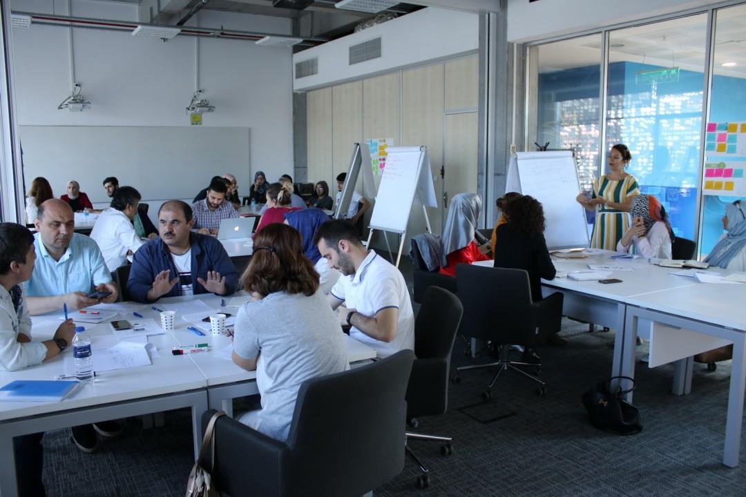 Strateji ve İş Modelleri Geliştirme ve Performans İzleme Eğitimi
