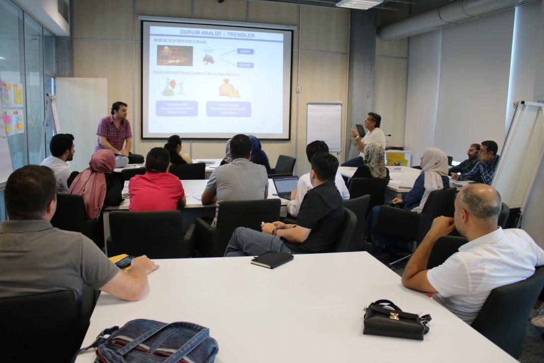 Strateji ve İş Modeli Geliştirme Eğitimi