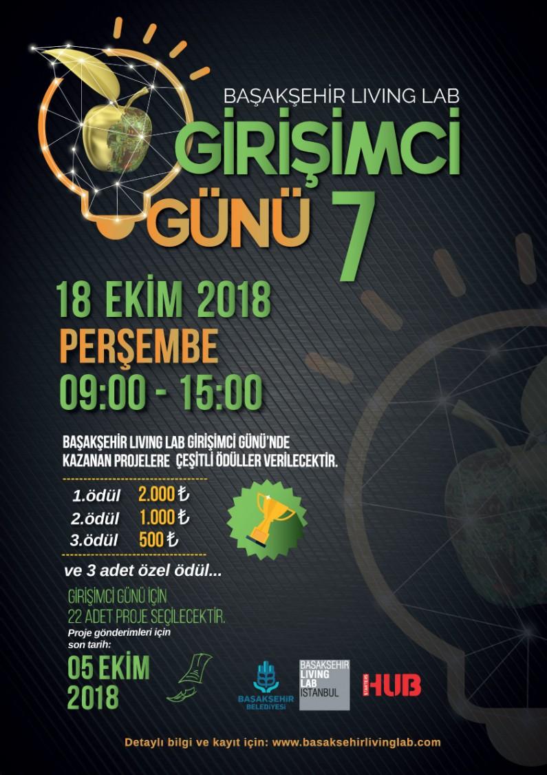 Başakşehir Living Lab Girişimci Günü 7