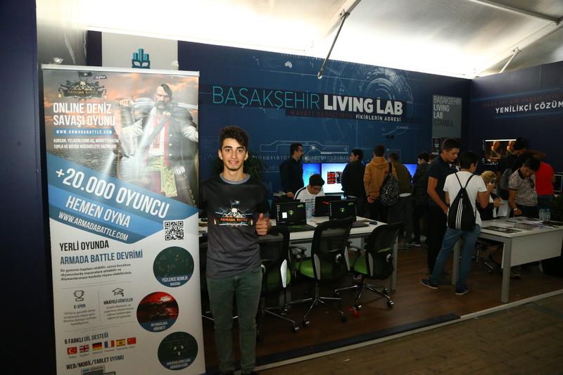 Başakşehir Living Lab, TEKNOFEST'te İlgi Odağı Oldu