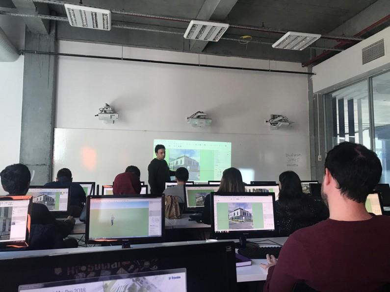 SketchUp Programı ile 3 Boyutlu Mimari Görselleştirme Eğitimi
