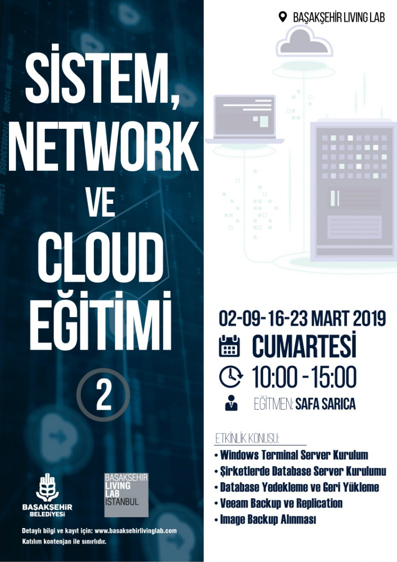 Sistem, Network ve Cloud Eğitimi 2