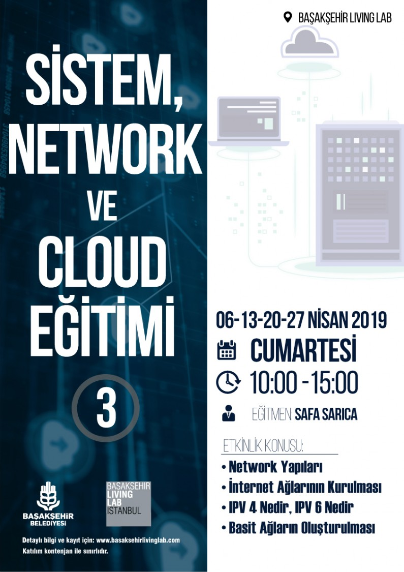 Sistem, Network ve Cloud Eğitimi 3