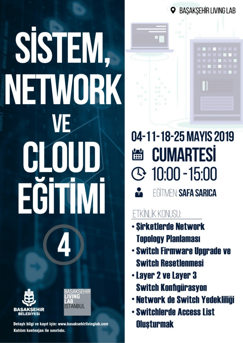 Sistem, Network ve Cloud Eğitimi 4