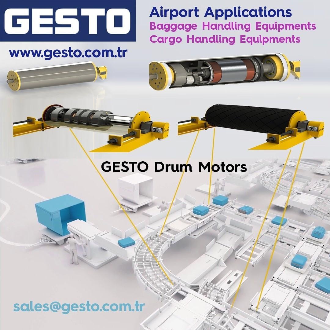 GESTO Drum Motor Ürün Geliştirme Merkezinin Açılışını Yaptı