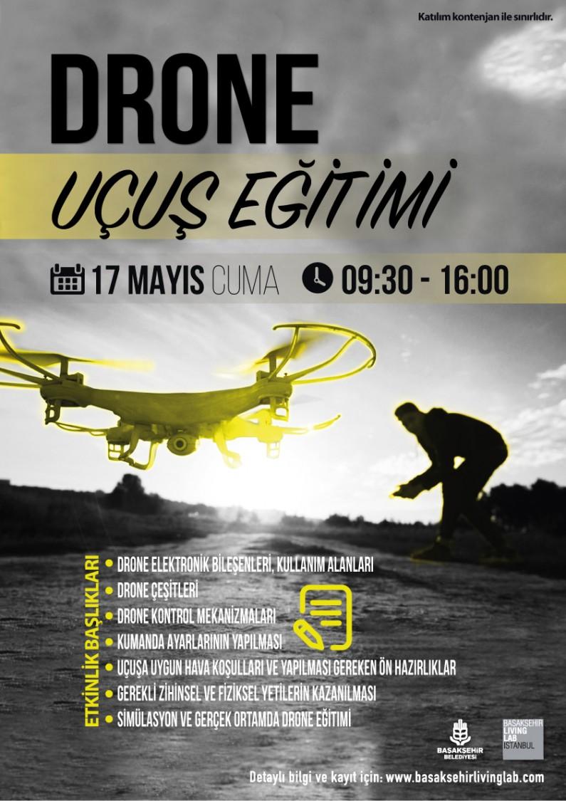 Drone Uçuş Eğitimi