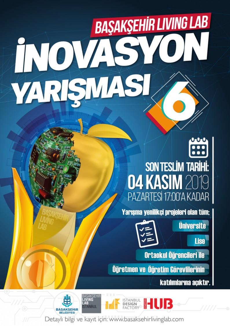 Başakşehir Living Lab İnovasyon Yarışması 6
