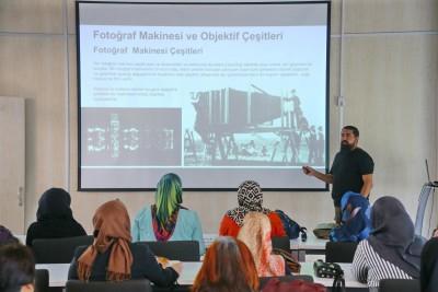 Başakşehir'de Fotoğrafçılığa İlk Adım