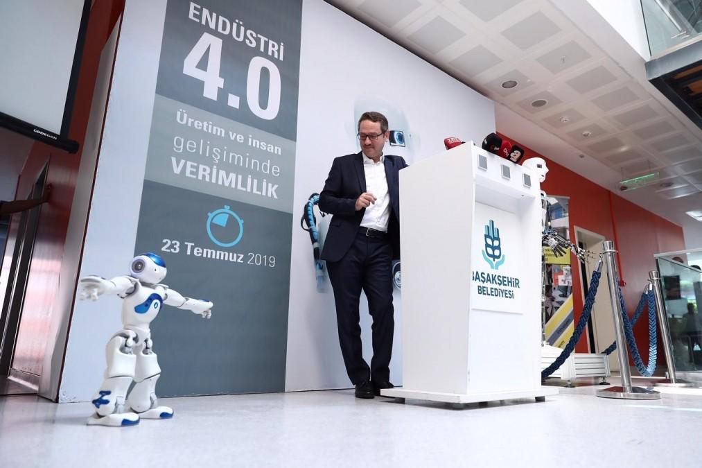 Teknolojik Fikirleri Başakşehir'e Bekliyoruz