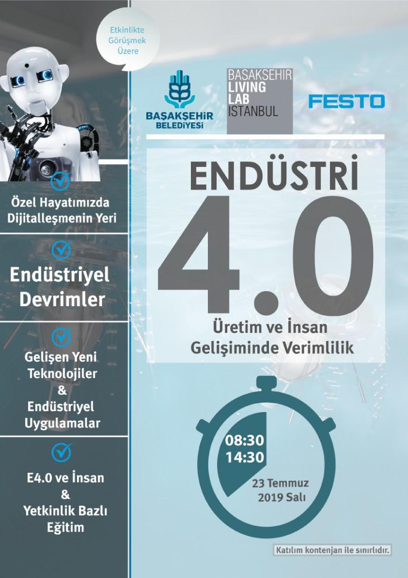 Endüstri 4.0 & Üretim ve İnsan Gelişiminde Verimlilik
