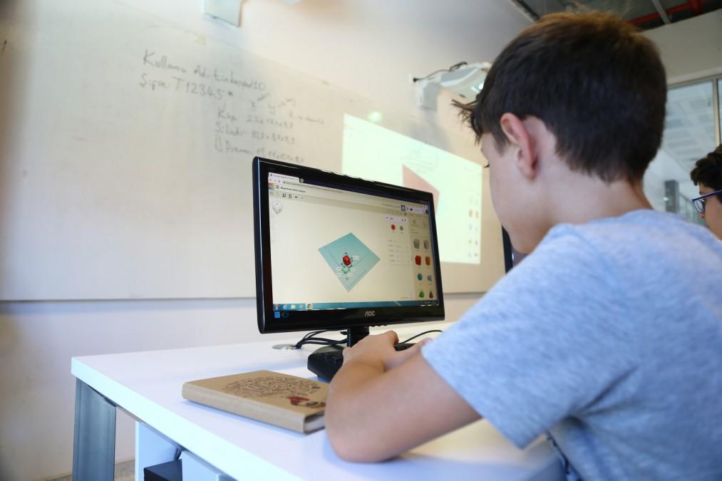Başakşehir Living Lab'de Hayallerini Tasarlayacaklar