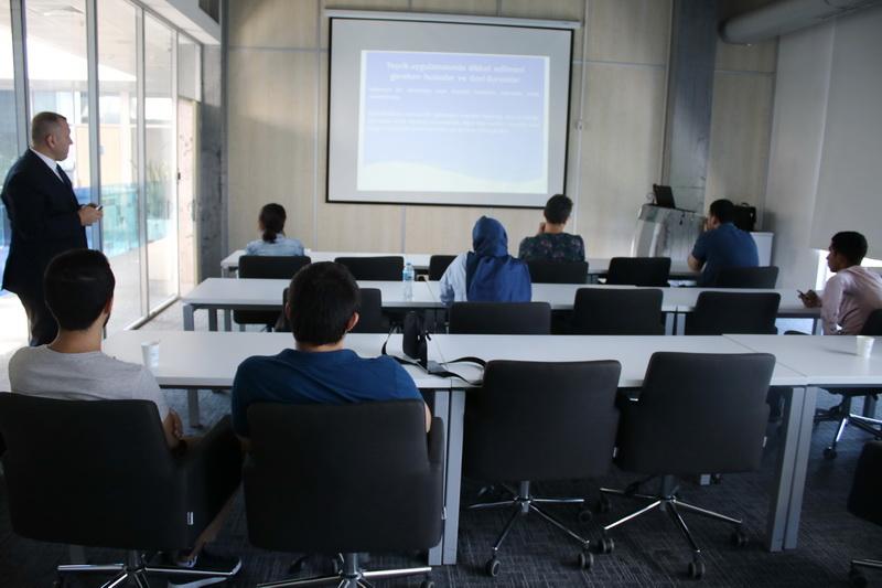 Girişimciler için Vergi ve SGK Prim Teşviği Eğitimi Gerçekleştirdik