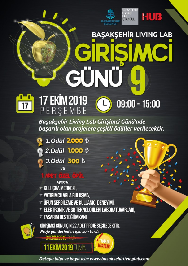 Başakşehir Living Lab Girişimci Günü 9