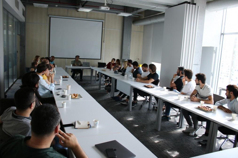 Başakşehir Living Lab 'te Meeting Up 4  Etkinliği ile  Tüm Girişimci Ekiplerimiz Bir Araya Geldi !