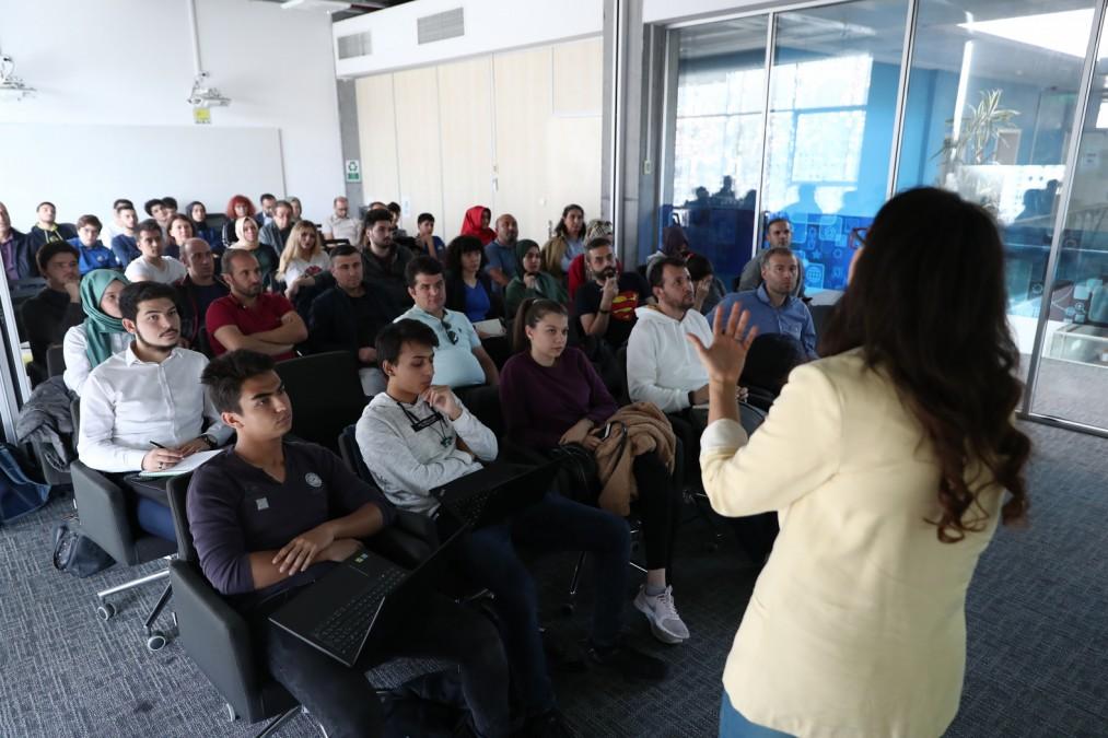 Başakşehir Living Lab'da Yapay Zekâ Konuşuldu