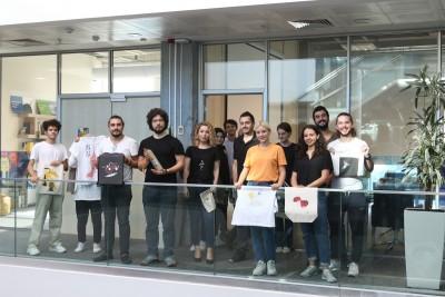Başakşehir Living Lab'de Digital Baskı Eğitim ve Deneyim Günü Yaşandı