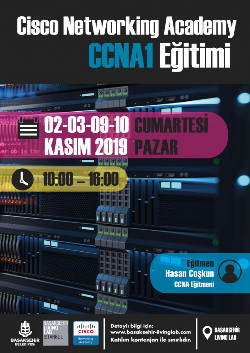 Cisco Networking Academy CCNA1 Eğitimi