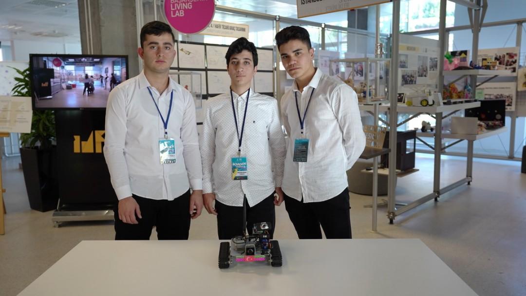 6. İnovasyon Yarışması Final Sunum Günü'nde heyecan had safhadaydı!