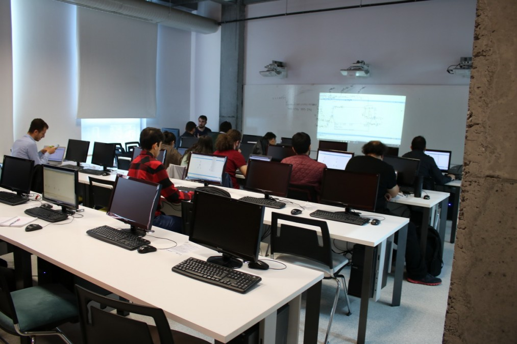 Başakşehir Living Lab'da Cisco Networking Academy CCNA2 Eğitimi