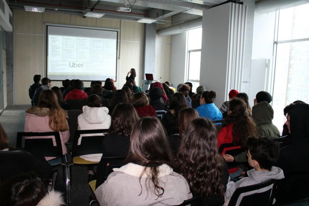 Lise Öğrencileri için Girişimcilik Eğitimi