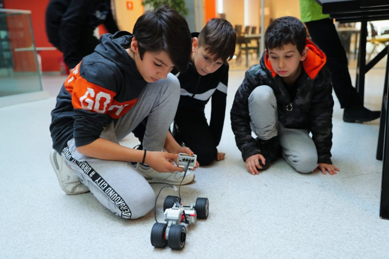 Başakşehir'de Arduino Kampı Başladı