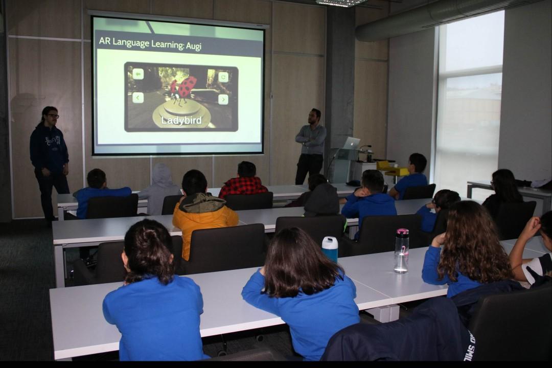 Başakşehir Living Lab VR Eğitimleri