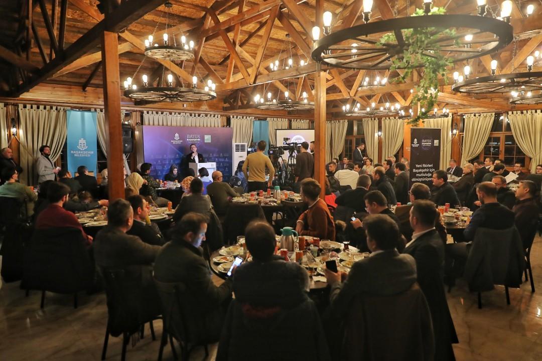 Başakşehir'de Teknoloji Koridorları Kuruluyor
