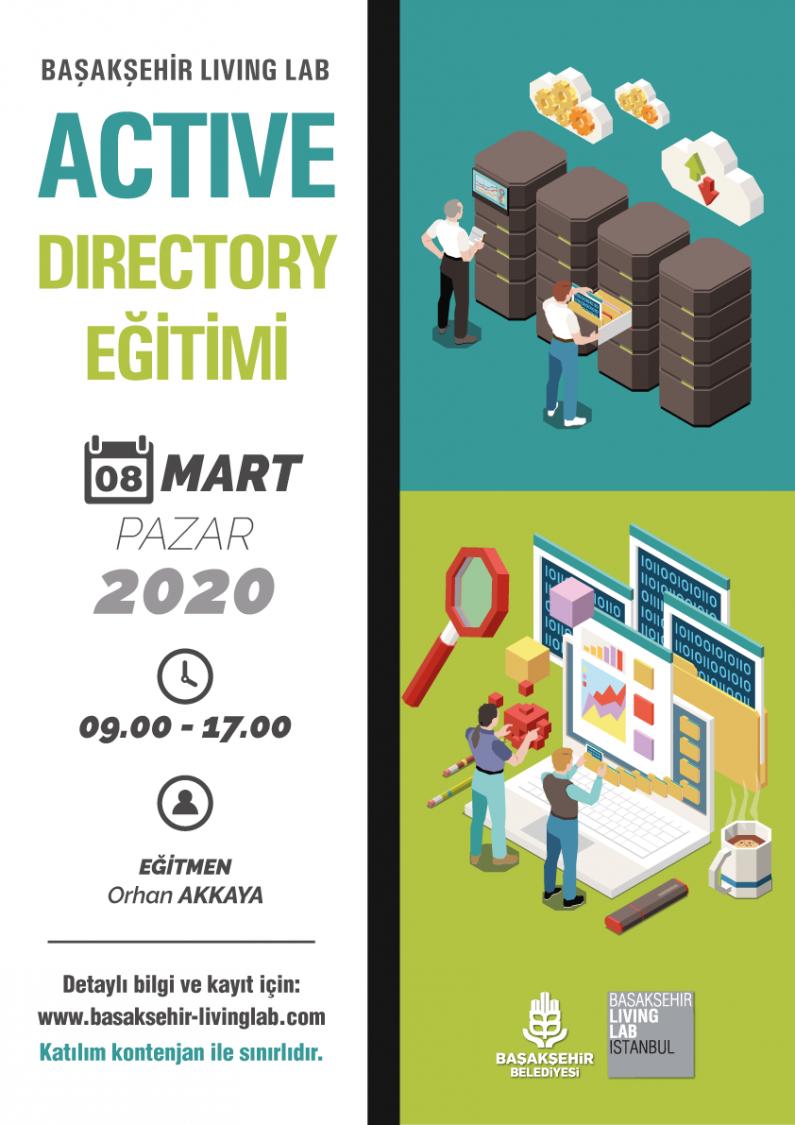 Active Directory Eğitimi
