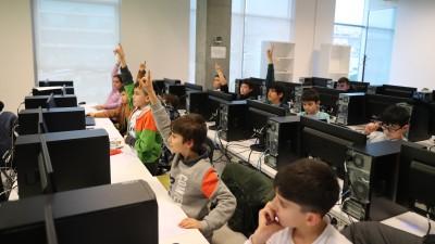 Başakşehirli Çocuklar Dijital Oyun Üretecek
