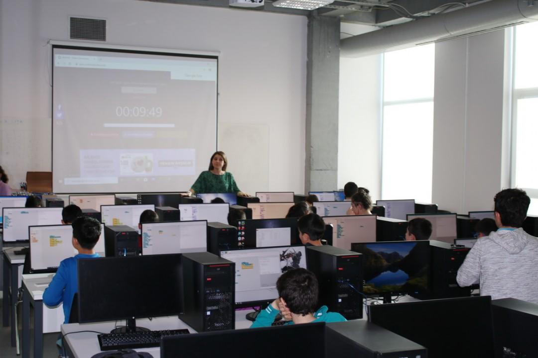 Arduino ile Sensör Uygulamaları Eğitimi Gerçekleştirildi