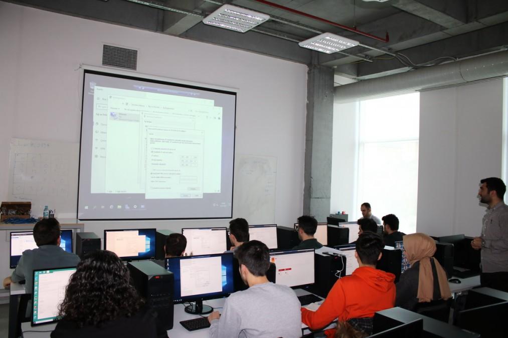 Uygulamalı Active Directory Eğitimi Gerçekleştirildi