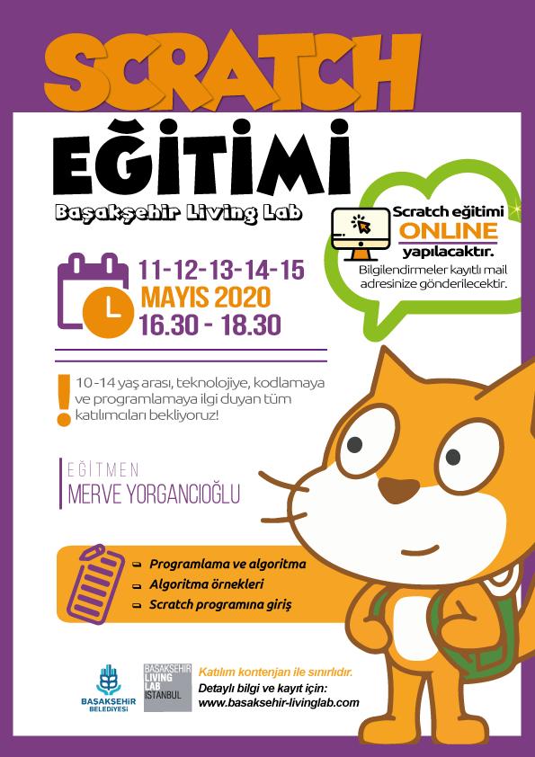 Scratch Eğitimi – Online