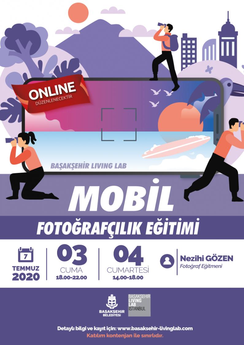 Mobil Fotoğrafçılık Eğitimi