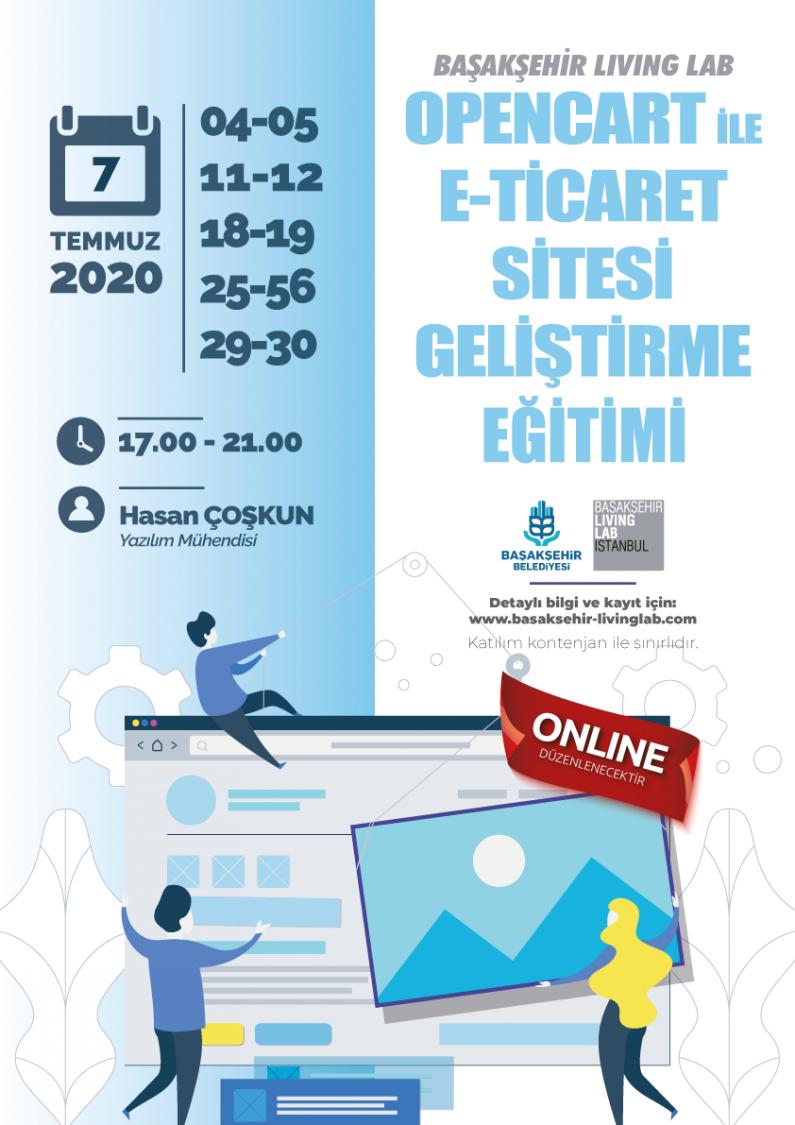 Opencart İle E-Ticaret Sitesi Geliştirme Eğitimi