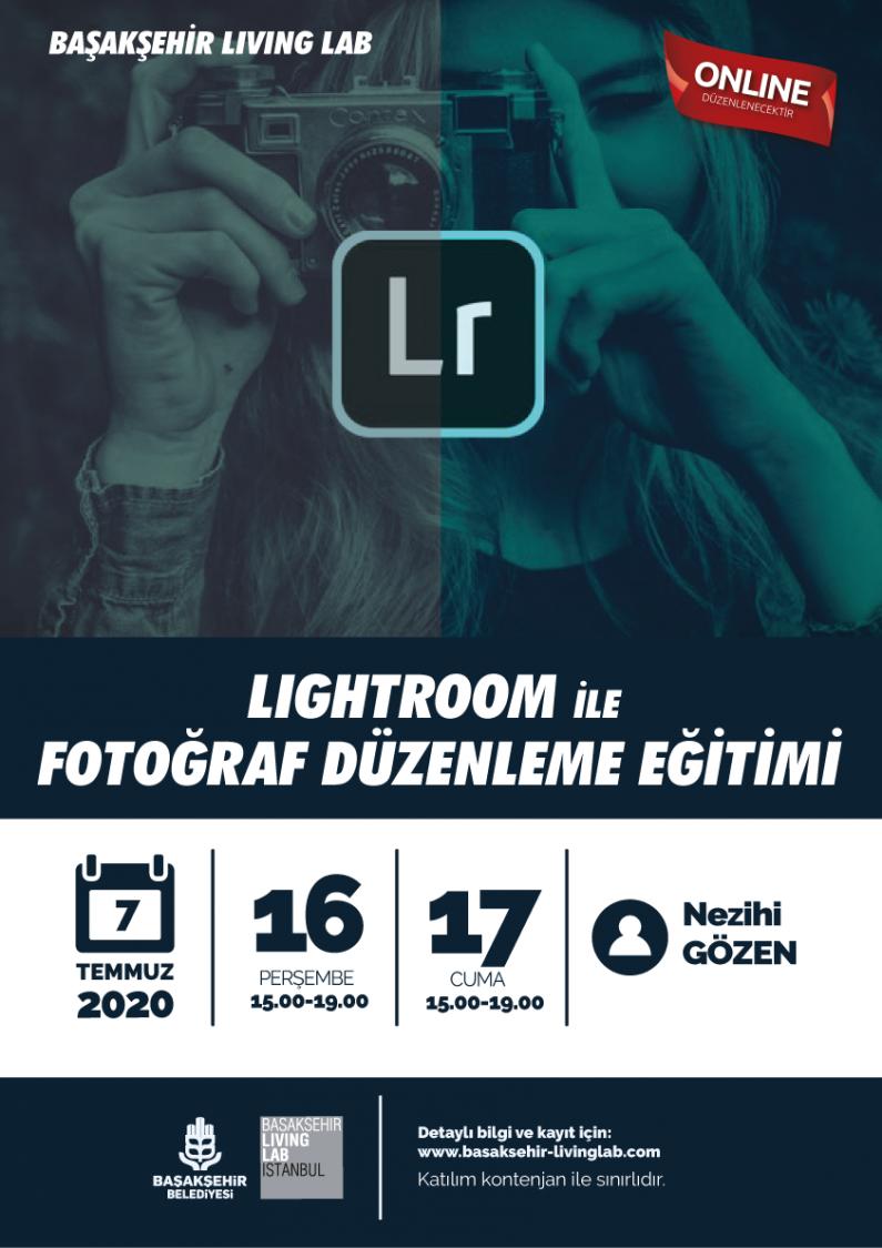Lightroom ile Fotoğraf Düzenleme Eğitimi