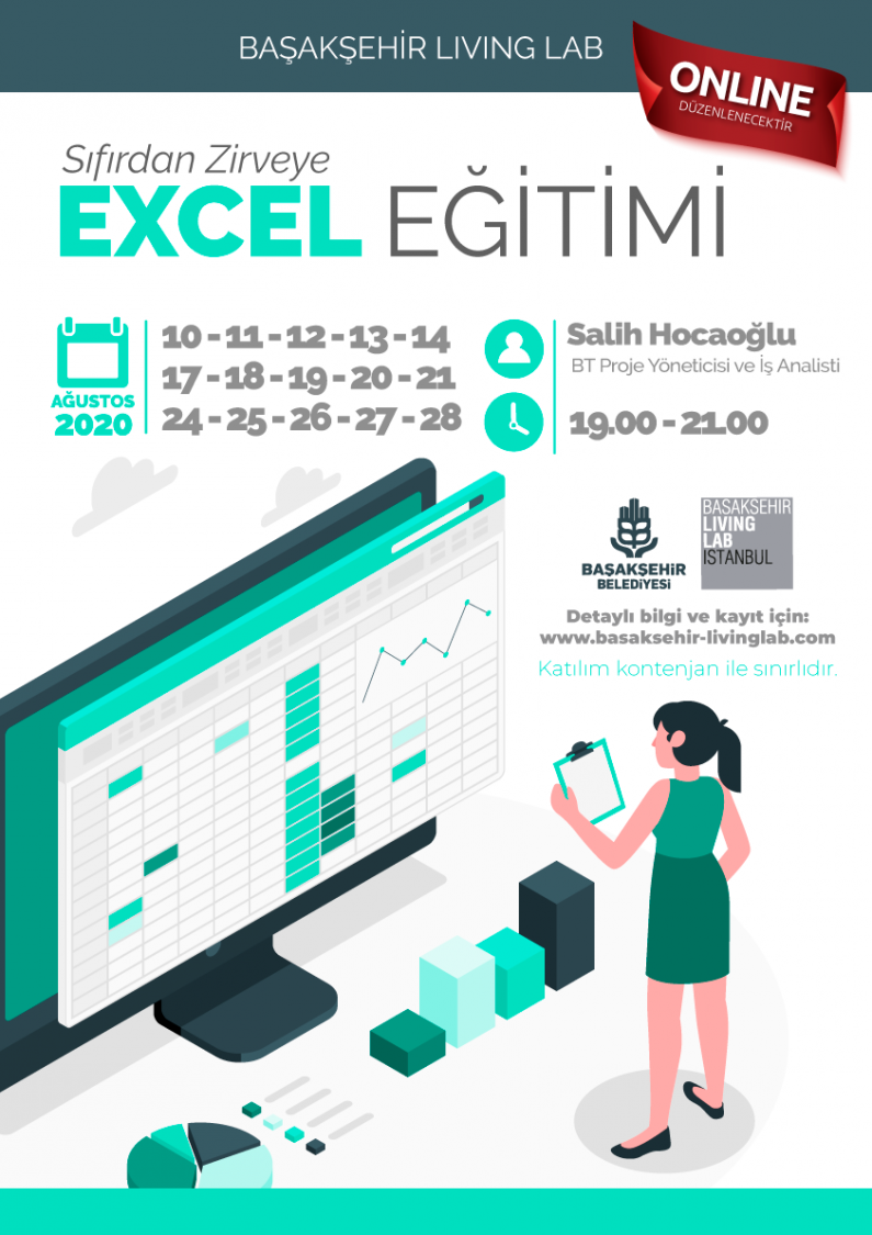 Sıfırdan Zirveye Excel Eğitimi