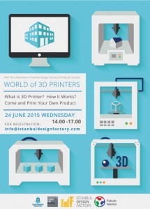WORLD of 3D PRINTERS
