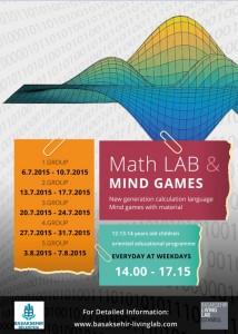MATH LAB & MIND GAMES