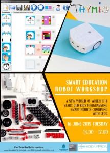 SMART EDUCATION ROBOT WORKSHOP