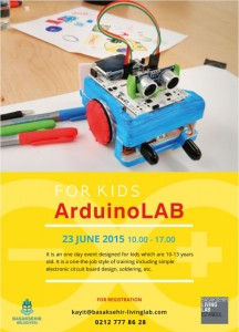 FOR KIDS ARDUNIOLAB