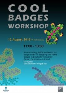 Cool Badges Workshop