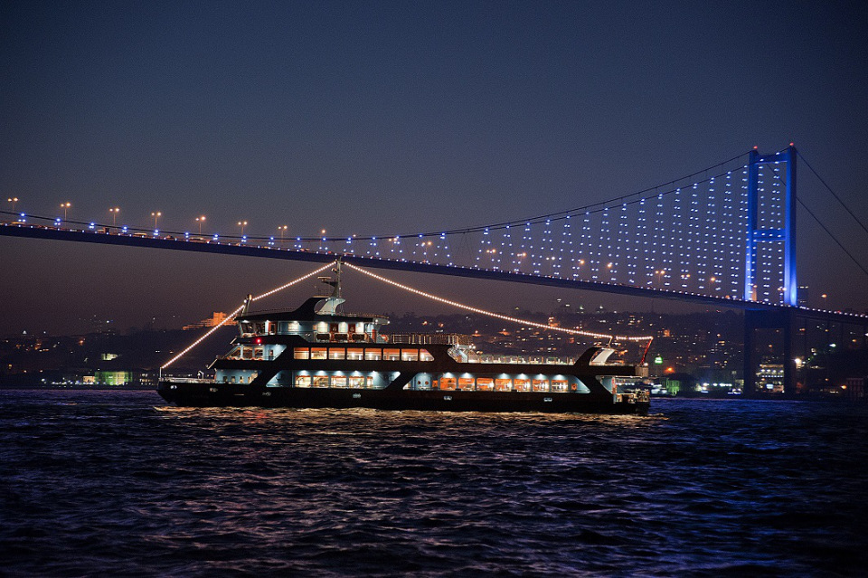 Social dinner boat cruise: Thursday 27th ofAugust