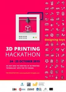 3D Printing Hackathon