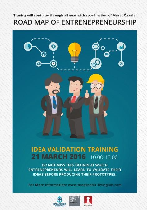 Idea validation Training