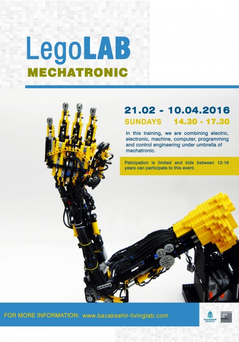 LegoLAB Mechatronic